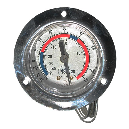 THERMOMETER - Dial - Panel Mount