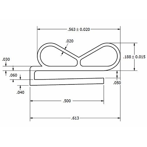 PANEL GASKET - for Modular Panels