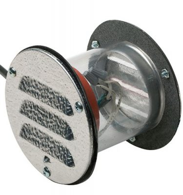PRESSURE RELIEF VENT - KASON 1830 - Heated 115V
