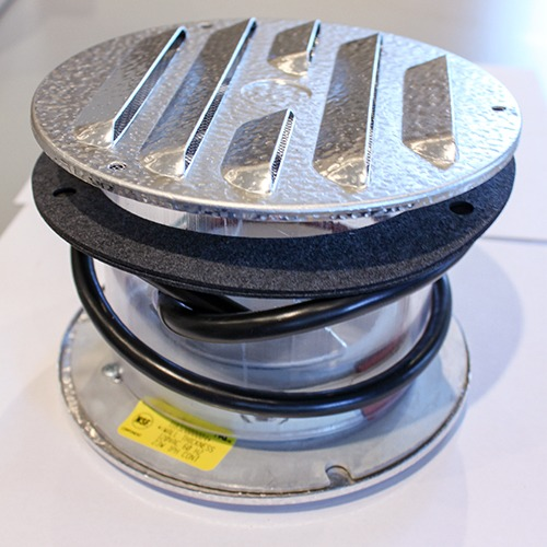 Pressure Relief Vent Kason 1832 Hi Flow Heated 115v