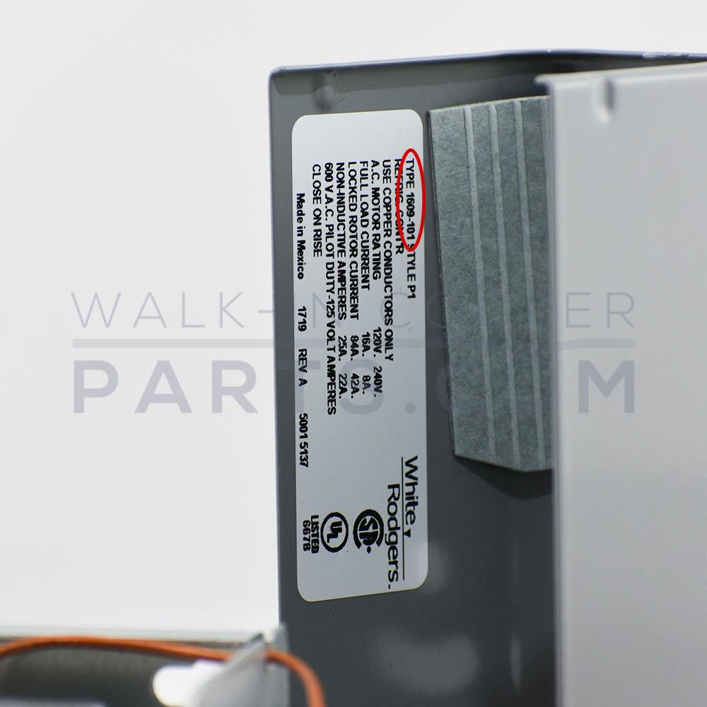 Thermostat Refrigeration Temperature Control 1609101s1 Freezer Wire Diagram 4