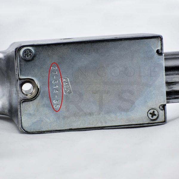 Kason - 27C Handle Serial #
