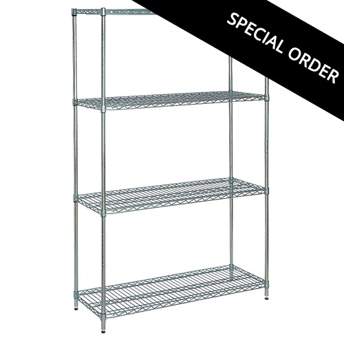 WIRE SHELF - 24X48X74