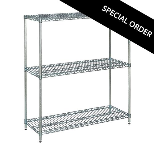 WIRE SHELF - 24X48X63