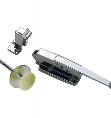 COMPLETE LATCH KIT - KEIL/CHG - W19 - Flush