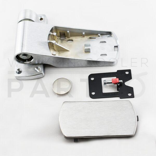 Kason - 1346 Performer Lift-off Adjustable Hinge – Flush - Uncapped - Uncapped