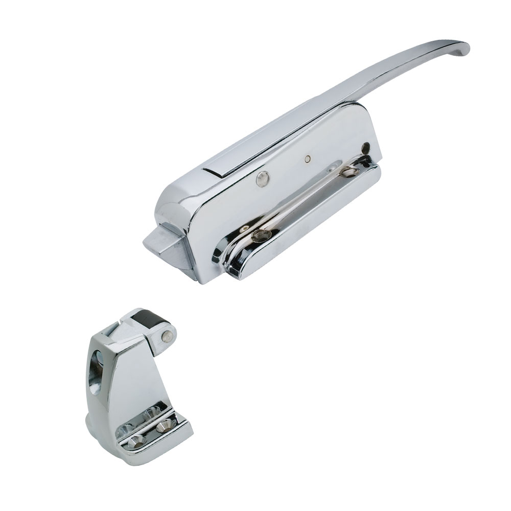 Door Latch Kason 56 Safeguard Offset 3 To 4 No Inside Electronic Release K56 With