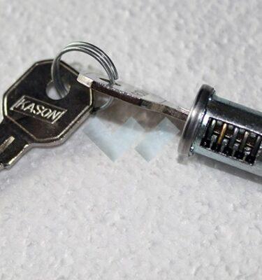 DOOR LOCK KIT for KASON 27C - with Keys and Tumbler