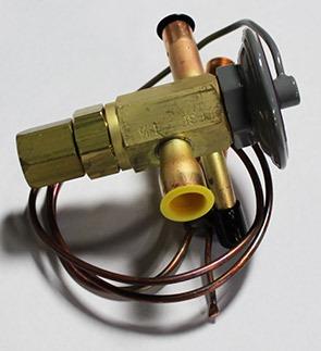 EXPANSION VALVE - EFSE-1-1/2-C - R404a Refrigerant