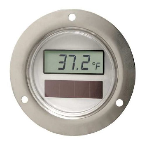 Digital Thermometer Dual Temperature Display With Touch