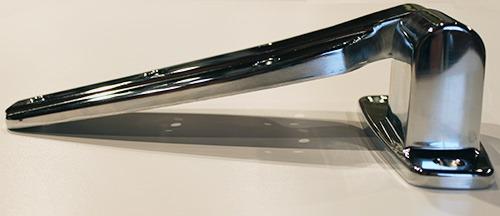DOOR HINGES - KASON 1245 Pair - Offset Optional - Reversible