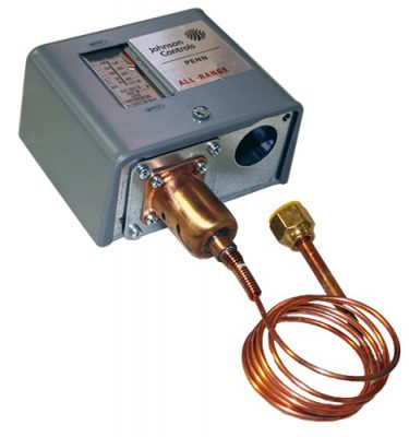 PRESSURE CONTROL - High Pressure - Johnson P70AA