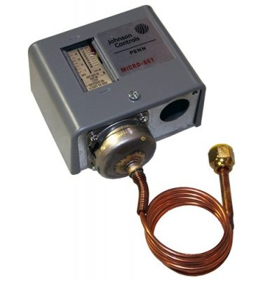 PRESSURE CONTROL - Low Pressure - Johnson P70AB