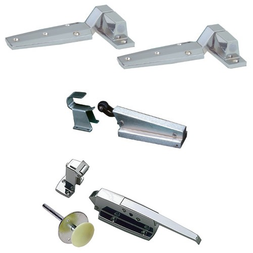 COMPLETE DOOR HARDWARE KIT - Keil