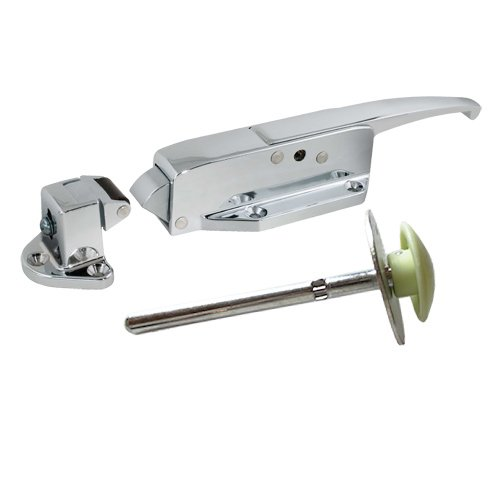 Complete-Latch-Kit-Kason-58-Polished-Chrome-Handle-with-Flush-Strike-B01MZ9BWD9